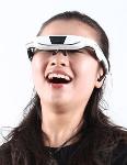 DVD Video glasses