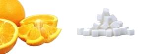 סוכר ותפוזים