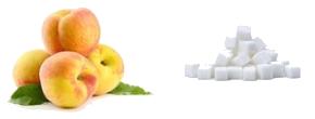 סוכר באפרסק