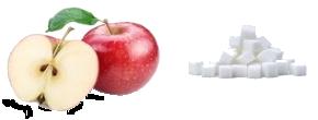 סוכר ותפוחים
