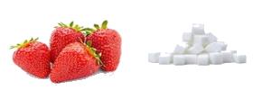 סוכר בתותים